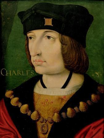 Charles VIII (1470-98) King of France