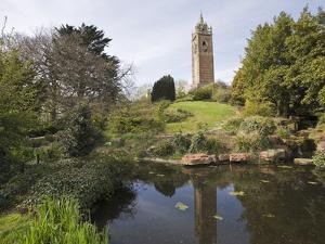 Cabot Tower, Brandon Hill Park, Bristol, Avon, England, United Kingdom, Europe by Jean Brooks