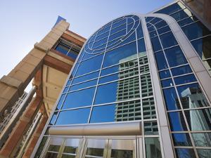 City Hall, Phoenix, Arizona, United States of America, North America by Jean Brooks
