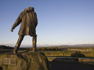 David Stirling Monument, Near Doune, Stirlingshire, Scotland, United Kingdom, Europe by Jean Brooks