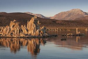 Dawn at Mono Lake, California, United States of America, North America by Jean Brooks