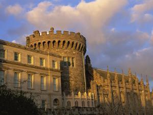 Dublin Castle, Dublin, Republic of Ireland, Europe by Jean Brooks
