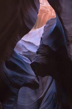 Eroded Curves in Sandstone by Jean Brooks
