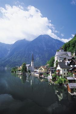 Hallstatt, Austria by Jean Brooks