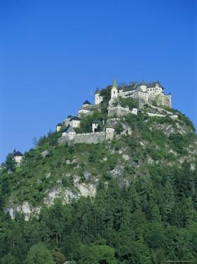 Hochosterwitz Castle, Carinthia, Austria, Europe by Jean Brooks