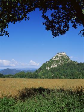Hochosterwitz Castle, Carinthia, Austria by Jean Brooks