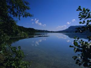 Lake Keutschach, Carinthia, Austria, Europe by Jean Brooks