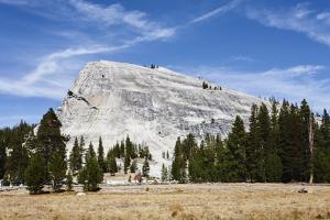 Lembert Dome, Yosemite National Park, California, United States of America, North America by Jean Brooks