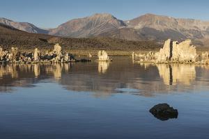 Mono Lake, California, United States of America, North America by Jean Brooks