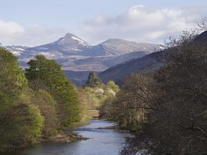 River Broom, Near Ullapool, Wester Ross, Highlands, Scotland, United Kingdom, Europe by Jean Brooks