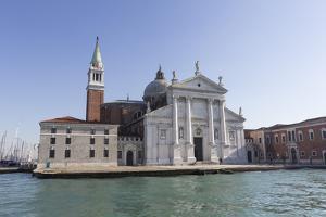 San Giorgio Maggiore, Venice, UNESCO World Heritage Site, Veneto, Italy, Europe by Jean Brooks