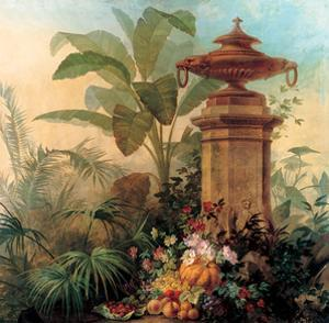 Flowers and Tropical Plants by Jean Capeinick