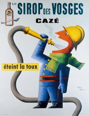 Sirop des Vosges by Jean Carlu