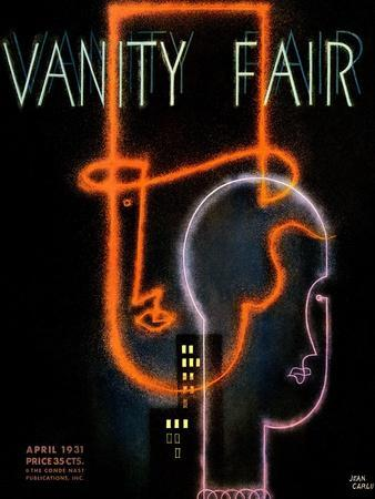Vanity Fair Cover - April 1931