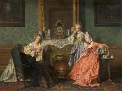 Afternoon Tea, 1879