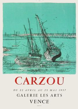 Expo 57 - Galerie Les Arts by Jean Carzou
