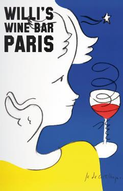 Willi's Wine Bar, 2005 by Jean-Charles de Castelbajac