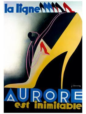 Aurore by Jean Chassaing