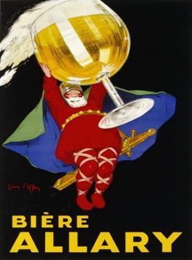 Biere Allary, 1928 by Jean D' Ylen