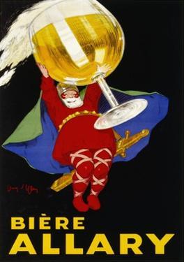 Biere Allary, 1928 by Jean D'Ylen