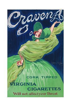 'Craven A - English Poster', c1926