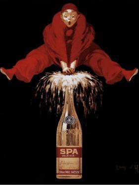 Spa-Monopole by Jean D'Ylen