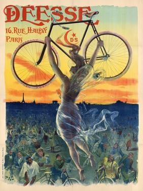 Déesse Cycles by Jean de Paleologu (PAL)