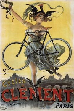 Cycles Clément, 1898 by Jean de Paléologue