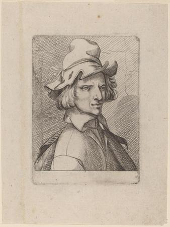 Self-Portrait, C.1610