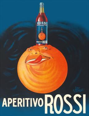 Aperitivo Rossi Liqueur- Martini & Rossi - Torino (Turin), Italy by Jean Droit