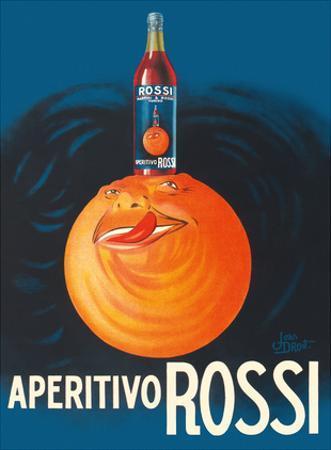 Aperitivo Rossi Liqueur- Martini & Rossi - Torino (Turin), Italy
