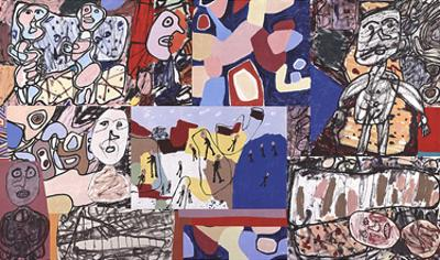 Divergent Incentives by Jean Dubuffet