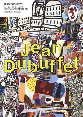 Mele Moments by Jean Dubuffet