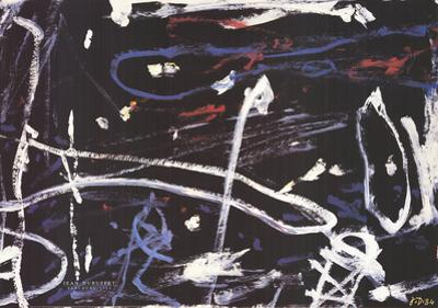 Parcours by Jean Dubuffet
