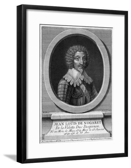 Jean Duc D'Epernon--Framed Giclee Print