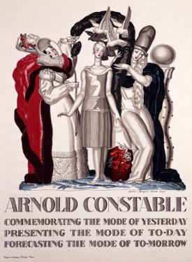 Arnold Constable by Jean Dupas