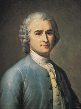 Jean-Jacques Rousseau by Jean Edouard Lacretelle