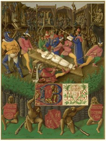 Apollonia (Fouquet) by Jean Fouquet