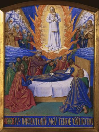 Death of Mary by Jean Fouquet