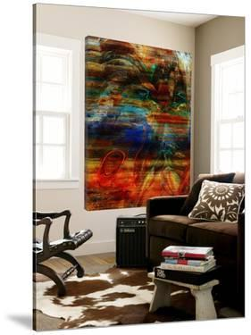 Rainbow Abstract by Jean-Fran?ois Dupuis
