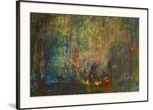 Textural Abstract I by Jean-Fran?ois Dupuis