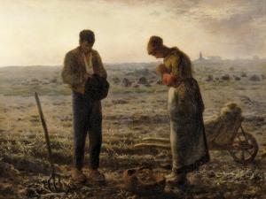 The Angelus (L'Angélus) by Jean-Fran?ois Millet