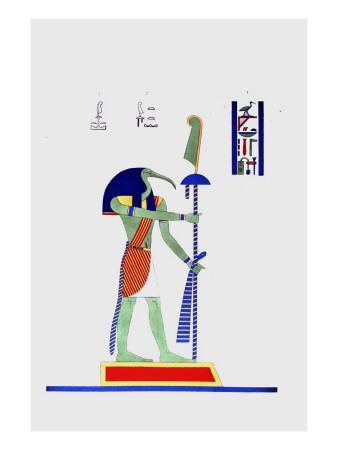 Thout Thoth Twice as Large