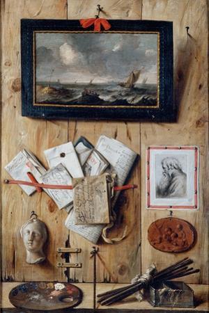 Corner of The by Jean-François de Le Motte