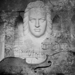 Bach by Jean-François Dupuis