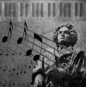 Beethoven by Jean-François Dupuis