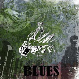 Blues by Jean-François Dupuis