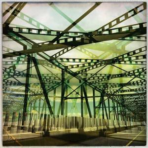 Bridge structure IV by Jean-François Dupuis
