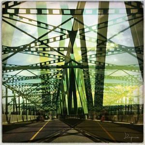 Bridge structure VI by Jean-François Dupuis