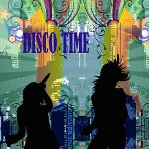 Disco Time by Jean-François Dupuis